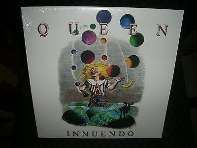 Queen // Innuendo // Brand New 180 Gram Record Lp Vinyl