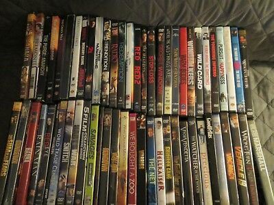 DVD collection #3, assorted titles in excellent condition.