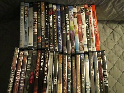 DVD collection #4, assorted titles in excellent condition