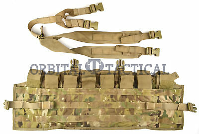 Tap Tactical Assault Panel Usgi Army Military Multicam Molle Ii Sf
