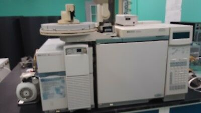 hp/agilent 5973 with 6890