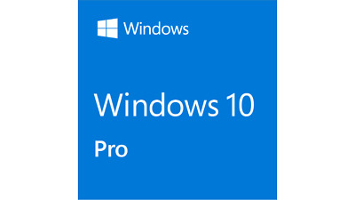 Windows 10 Pro 32/64 bit Licenza Digitale ESD Italiano originale Affare!-