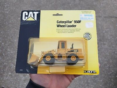 Ertl Caterpillar CAT 950F Articulated Front End Loader EC 1:64 Scale Toy