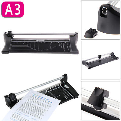A3 Precision Photo Paper Guillotine Cutter Trimmer Home Office Arts Durbale