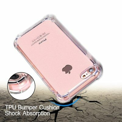 Ultra thin Clear Transparent TPU Silicone Case For iPhone XS MAX XR 8 7 plus 6S