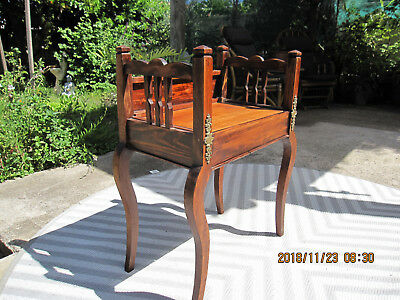 French Harpsichord Seat/stand