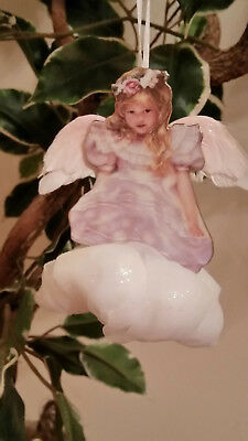 Bradford Editions Dreamy Days Ornament Collectible by Sandra Kuck Mint
