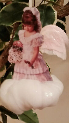 Bradford Editions Graceful Touch Ornament Collectible by Sandra Kuck Mint