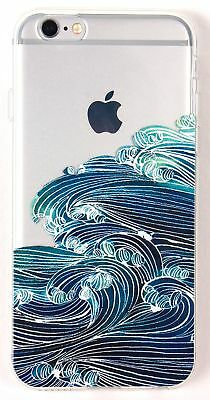 YogaCase InTrends Phone Case, Compatible with iPhone 8 Plus (Japanese Wave)