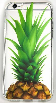YogaCase InTrends Phone Case, Compatible with iPhone 8 (Big Pineapple)