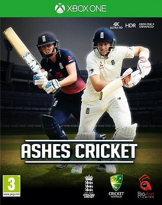 Ashes Cricket (Xbox One)  BRAND NEW AND SEALED - IN STOCK - QUICK DISPATCH