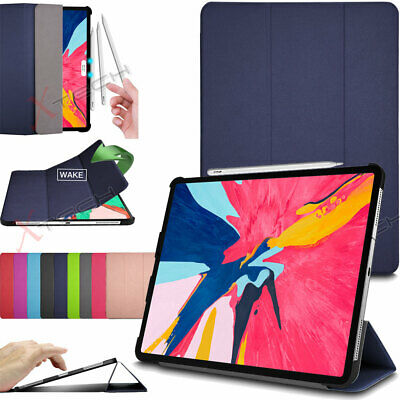 Slim Leather SMART CASE Folio Cover & Stand for Apple iPad Pro 12.9 inch 2018
