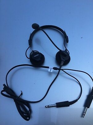 Telex Airman 850 ANR Headset - Earpads and Mic Sleeve
