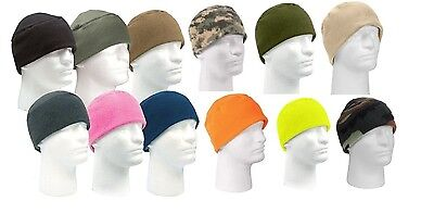 e92e8e0fa5a Polar Fleece Watch Cap Beanie Knit Hat Skull Cap US Marine Corps USMC Navy  Army