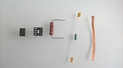 Kit Lnk304Pn + Support + Self L003 + Resistance R020 + Tresse a dessouder