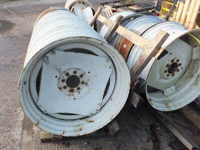 New Holland & Case Tractor Wheels - Various Sizes - Call For Details