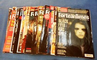 Fortean Times 2014 run of all 13 issues Jan-Dec and Christmas