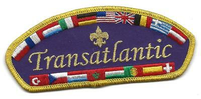 TRANSATLANTIC  Council  CSP - Boy Scout BSA A128