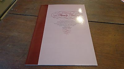 Tuttle Family Tree Book Genealogical Ancestral Tablet Genealogy 8 generations
