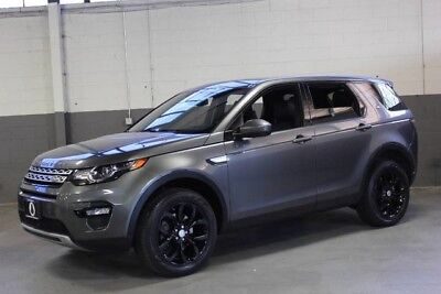 2015 Land Rover Discovery Sport  2015 LAND ROVER DISCOVERY SPORT HSE, LOADED, WARRANTY!!!