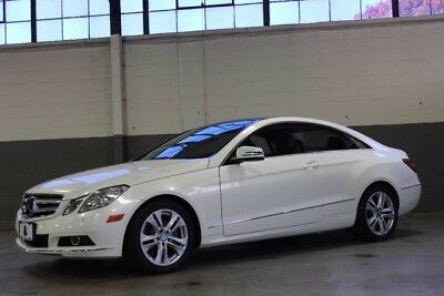 2011 Mercedes-Benz E-Class  2011 MERCEDES-BENZ E350 COUPE, ONLY 39,996 MILES, LOADED!!!