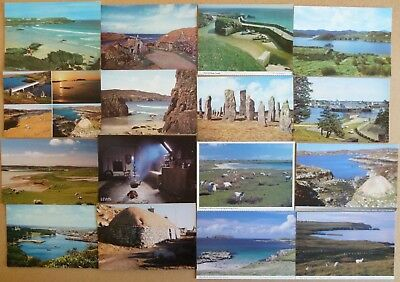 26 Postcards : Isle of Lewis, Outer Hebrides.