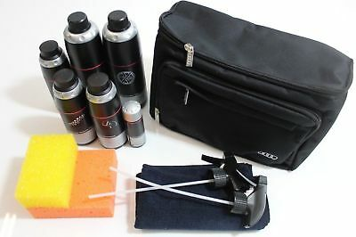 Brand New Genuine Audi Car Cleaning Kit With Storage Bag. Audi Gift