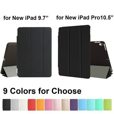 New Smart Magnetic PU Leather Stand Case Cover for All Apple iPad Models UK Post
