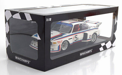1:18 BMW 3.5 CSL No.5, 6h Watkins Glen 1979 - Minichamps - LE 400 Pcs