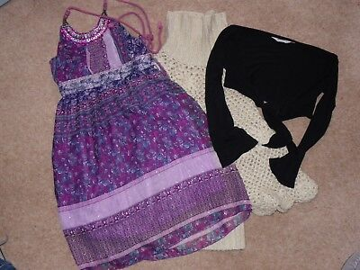 Bundle of Girls Clothes/Dresses in Age 11/12 - Marks and Spencer/New Look
