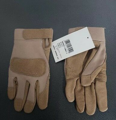 ANSELL ACTIVARMR COMBAT GLOVES NOMEX 46-410 276272 104624 Size Small ~ NEW