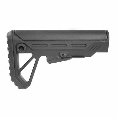 Trinity Force WT09B Mil Spec Surge Collapsible Rifle Butt Stock Kit