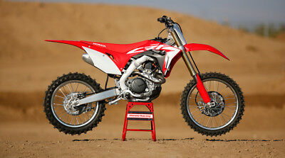 2018 Honda CRF  BRAND NEW 2018 HONDA CRF450R DB DIRTBIKE CLOSEOUT $7999 CALL ADAM TODAY