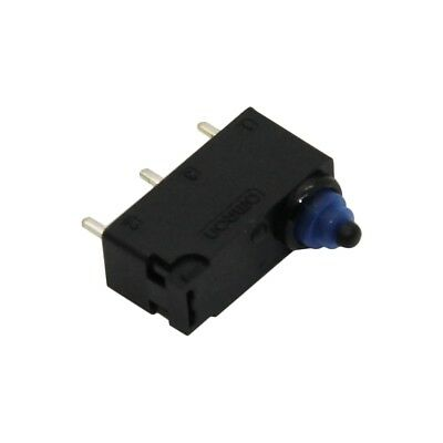 D2HW-A201D Microswitch without lever SPDT 0.1A/125VAC 2A/12VDC ON-ON OMRON
