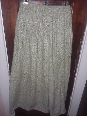 Women's Petticoat/Skirt, 18th Century, Rendezvous, Colonial Wear, Pirate