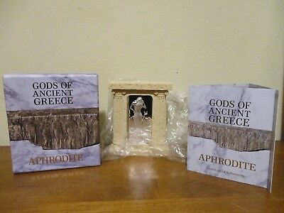 Niue 2013 $5 Gods of Ancient Greece - APHRODITE 2 Oz Sterling Silver Proof Coin