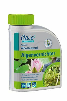 Oase Algo Universal Algae Killer 500 Ml for Garden Ponds up to 10.000 Litre
