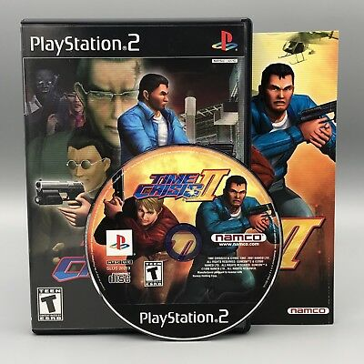 Time Crisis II ~ Complete for Sony PlayStation 2 (PS2) ~ Fast, Free Shipping!