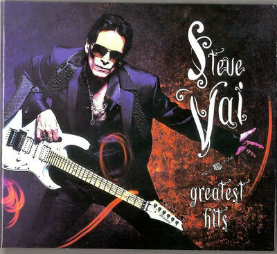 Steve Vai   – Greatest Hits Collection Music 2CD