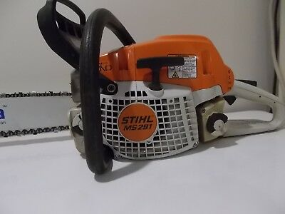 STIHL MS290 CHAINSAW, Powerhead Only,no Bar Or Chain for parts Or