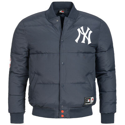Majestic New York Yankees Challier Down Jacket Daunenjacke Daunen Jacke MLB neu