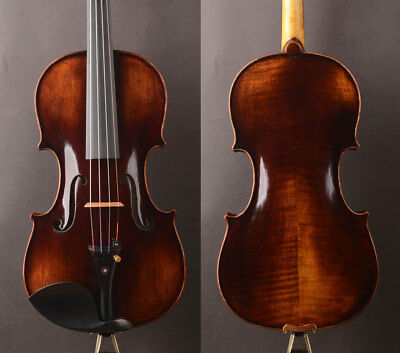 Special Offer! A Strad Model T19vioin,! Nice tone ! German dark antique