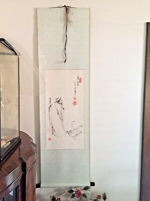 Chinese Scroll Painting Authenticated