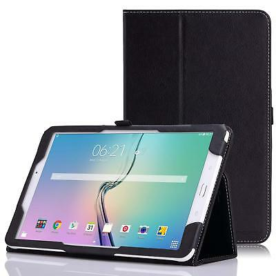 MoKo Case for Samsung Galaxy Tab E 9.6 Tablet,Slim Folding Stand Cover Protector