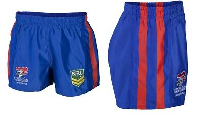 Newcastle Knights 2019  Home Supporters Shorts Adults & Kids Sizes!
