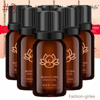 Multi Style Natural Pure Aromatherapy Fragrances Message Essential Oil 10ML New