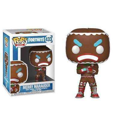 Funko POP ! Vinyl - 433 Merry Marauder Fortnite - Games NEW! SUBITO DISPONIBILE