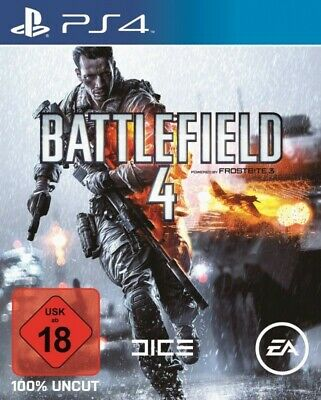 PS4 / Sony Playstation 4 game - Battlefield 4 EN/GER boxed