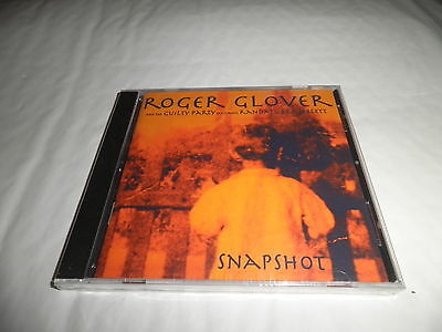 Roger Glover - Snapshot   CD 2002  new/sealed deep purple