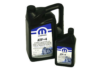 Original Mopar Atf+4 Getriebeöl - 5L + 0,946L (6L)  Dodge Ram Jeep Srt Chrysler